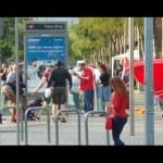 Piden 3 años de cárcel para independentistas por agredir a fans de España
