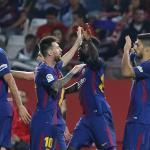 El Barça, único en Europa