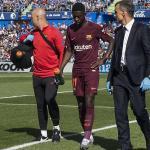 ¿Puede fichar el Barça tras la lesión de Dembélé?