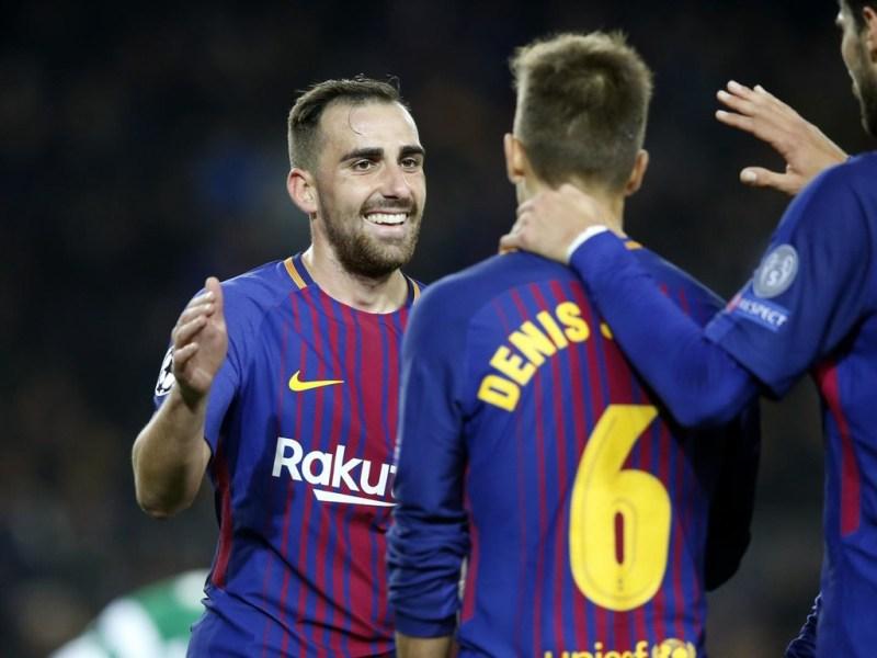 Alcácer y Denis Suárez, objetivos del Betis