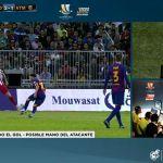 La razón de las decisiones del VAR en el Barça – Atlético Madrid