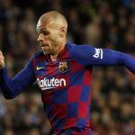 Braithwaite apunta alto: «Quiero convertirme en una leyenda del Barça»