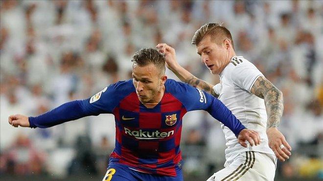 El Barça ha decidido el futuro de Arthur