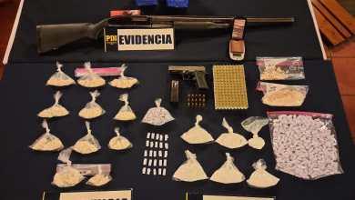 Photo of PDI VALDIVIA DETIENE A TRES SUJETOS: LE INCAUTARON DROGAS Y ARMAS DE FUEGO