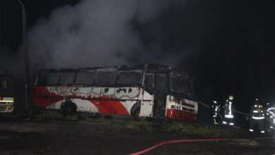 Photo of INCENDIO AFECTÓ A TRES MICROBUSES EN OSORNO