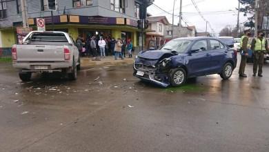 Photo of 2 ACCIDENTES VEHICULARES MOVILIZÓ A VARIAS COMPAÑIAS DE BOMBEROS DE OSORNO