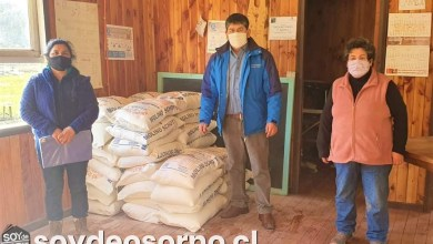 Photo of MUNICIPIO DE SAN PABLO REALIZA IMPORTANTE DONACIÓN A LOS SECTORES MAS APARTADOS DE LA COMUNA