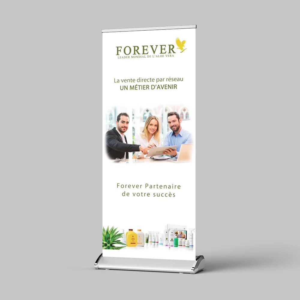 rollup-foreverliving-metier