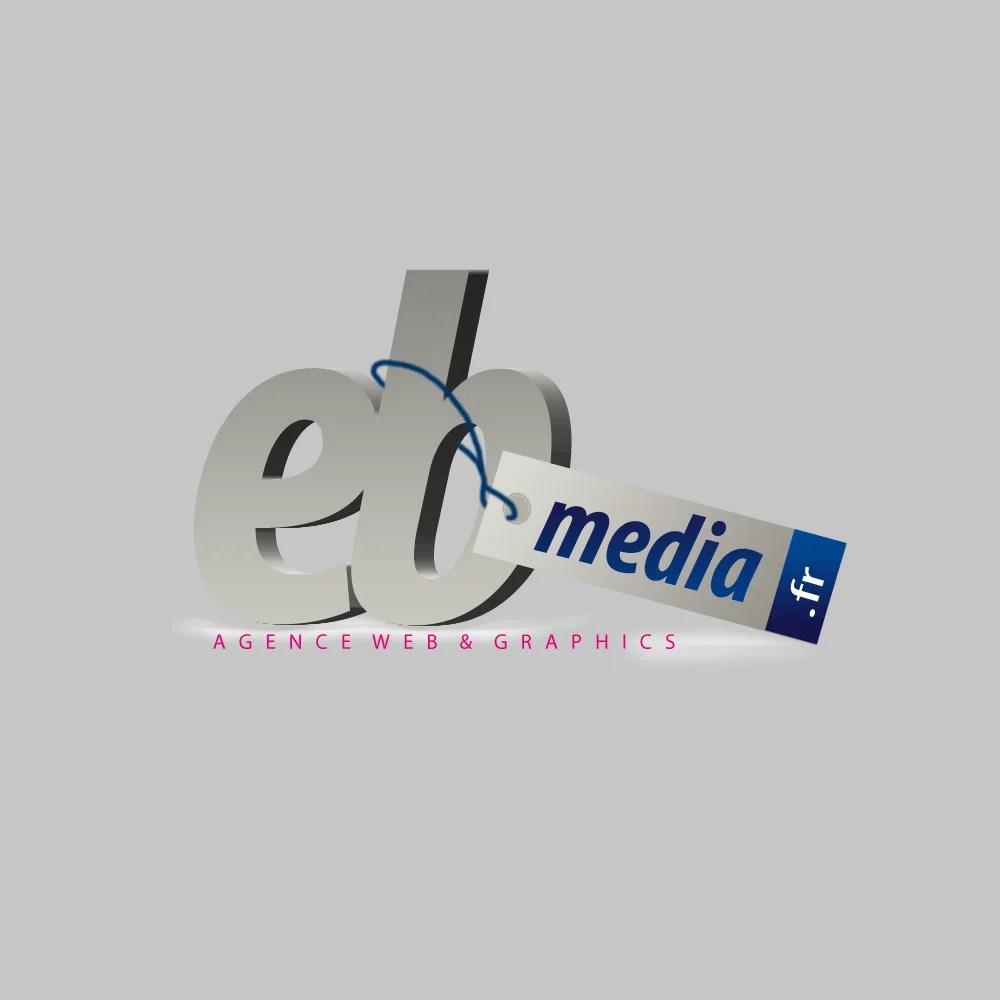 ebmédia - Logo