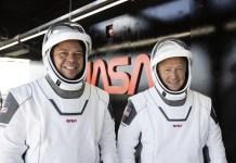 spacex y nasa hacen historia
