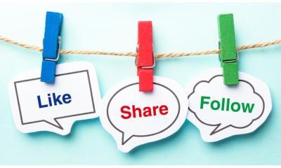 Me gusta, compartir, Facebook penalizará las publicaciones que pidan ''Me gusta'' o ''Compartir''