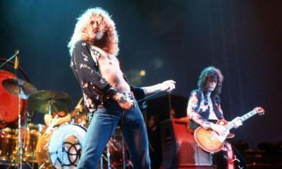 Led Zeppelin Se Reunirían Para Celebrar Su 50 Aniversario - Fuente The Independent