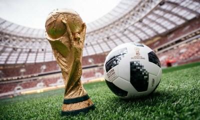 Trofeo del Mundial de Rusia estará en México