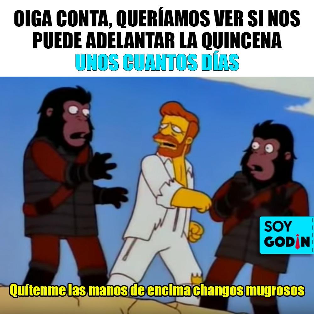 FIN DE QUINCENA