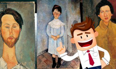 Caras largas en el trabajo mejor lanzate a Bellas Artes a ver esta exposicion