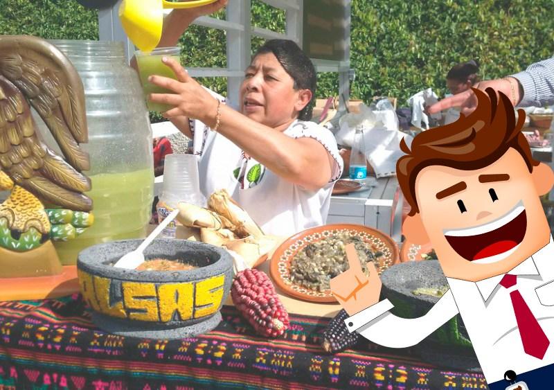 Festivales gastronomicos en la CDMX