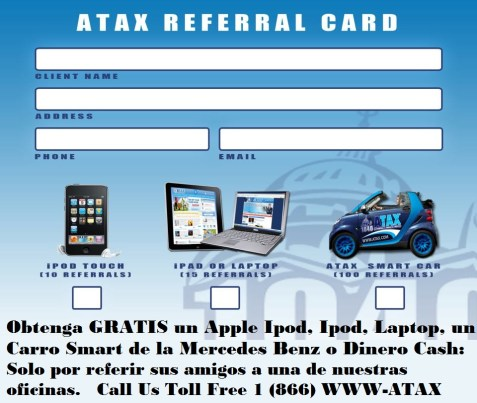AtaxCard