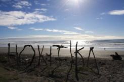 Beach of Hokitika