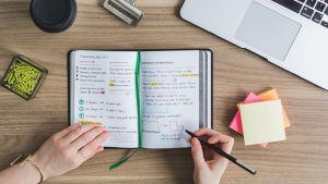organización del espacio de estudio