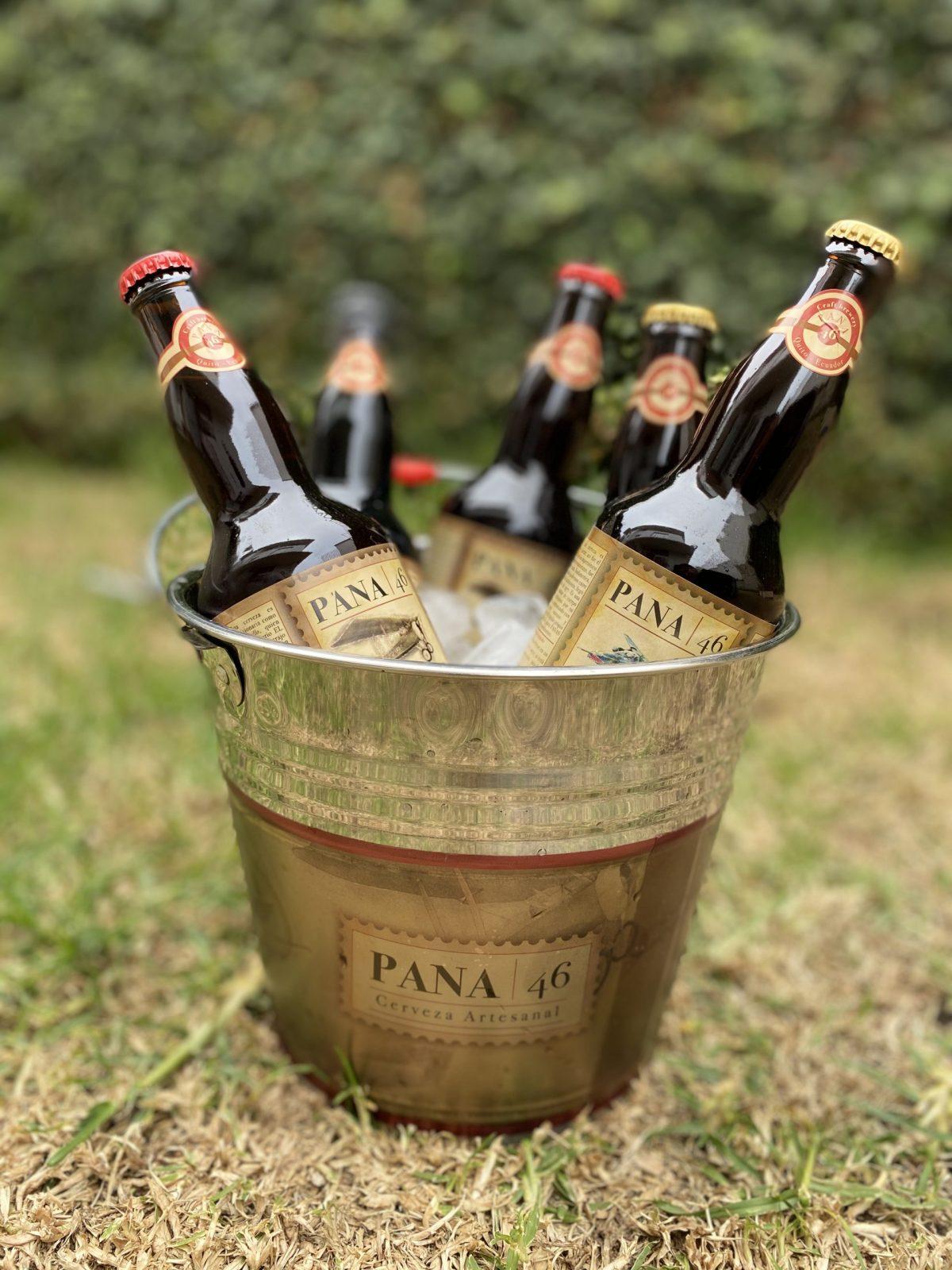 Bucket + Six Pack