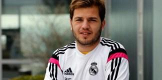 Agoney González Real Madrid C