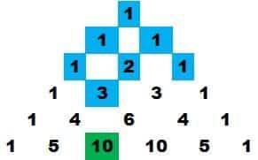 Triangulo de matemáticas
