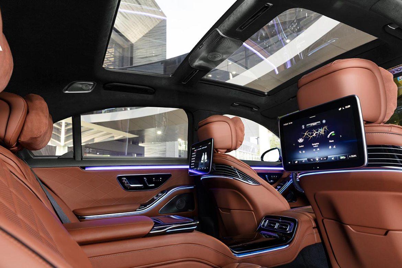 Mercedes-Benz Clase S 2021: 100 kilómetros eléctricos para el híbrido  enchufable | SoyMotor.com