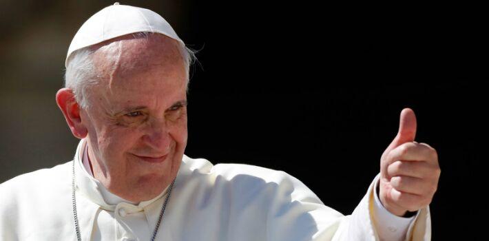 El papa Francisco anuncia nueva visita apostólica