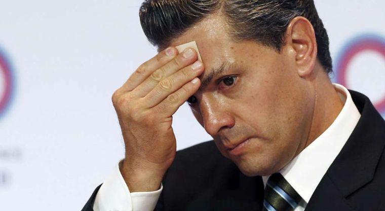 EPN y su gabinete buscan amparos por caso de César Duarte