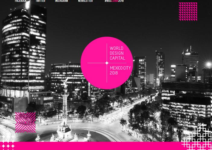 Ciudad de México, sede del diseño y el urbanismo