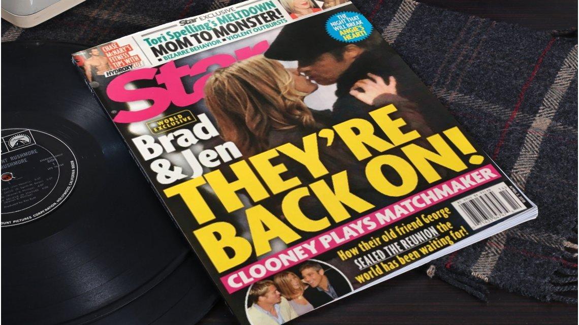 Revuelo por una foto de Jennifer Aniston y Brad Pitt juntos: ¿volvieron? Aquí las fotos