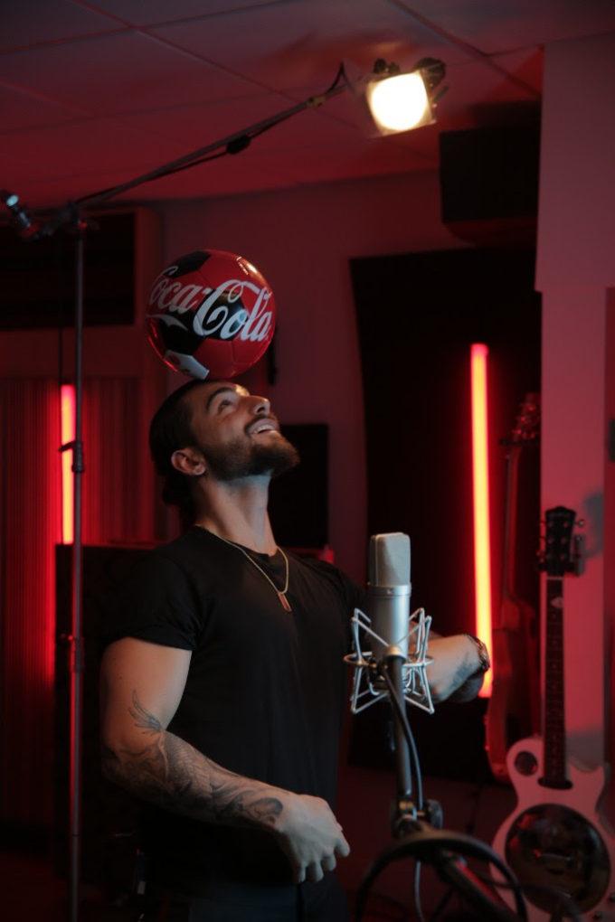 VIDEO: Maluma interpretará el himno para Rusia 2018