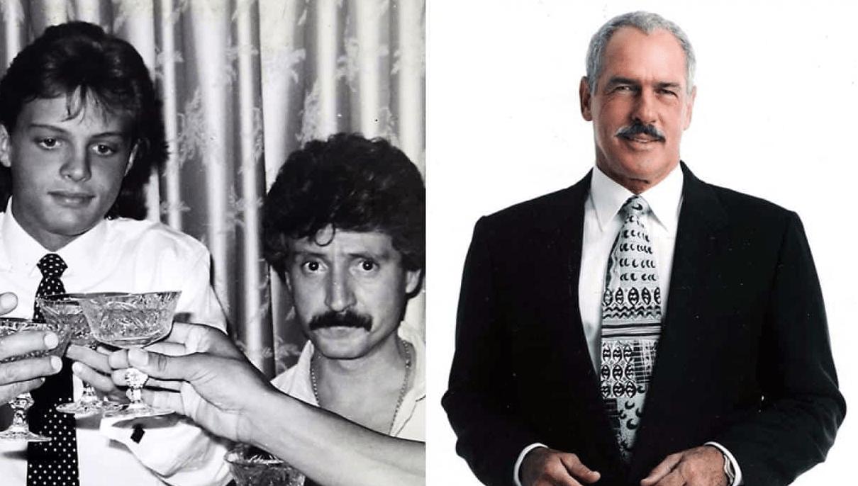 #Imperdible: Andrés García revela atrocidades que Luis Rey planeaba contra la mamá de Luis Miguel