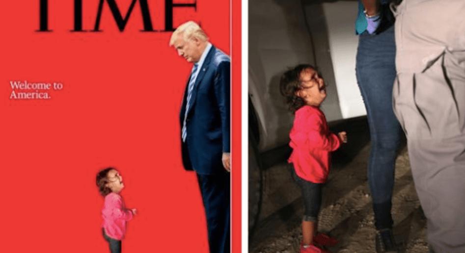 La verdadera historia sobre la niña que protagonizó la brutal portada de la revista Time
