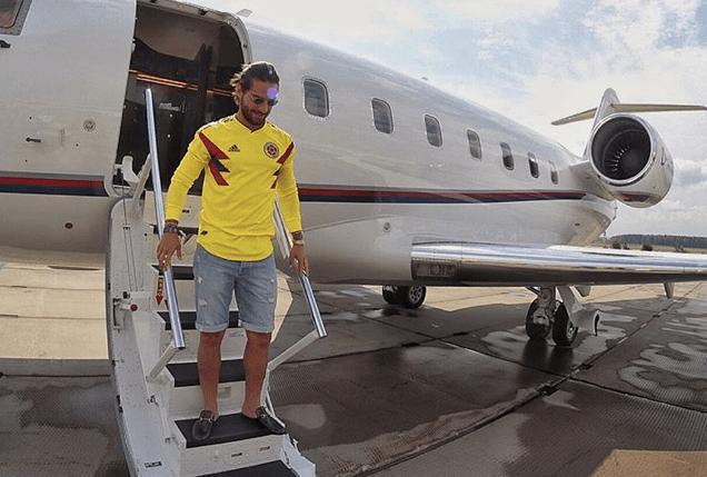 Roban a #Maluma cerca de 800 mil dólares en Rusia mientras veía el partido de Colombia