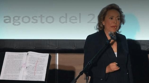 Soy inocente, libre y la reforma educativa se ha derrumbado: Elba Esther Gordillo