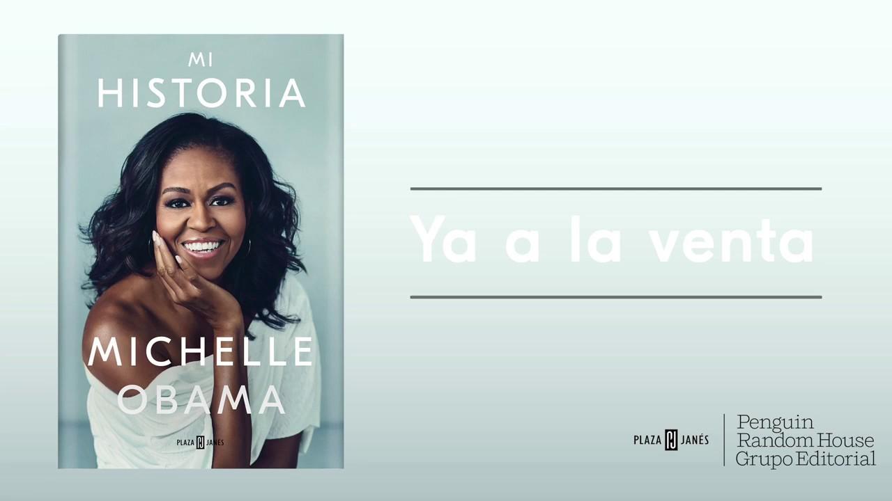 La vida de Michelle Obama contada por ella