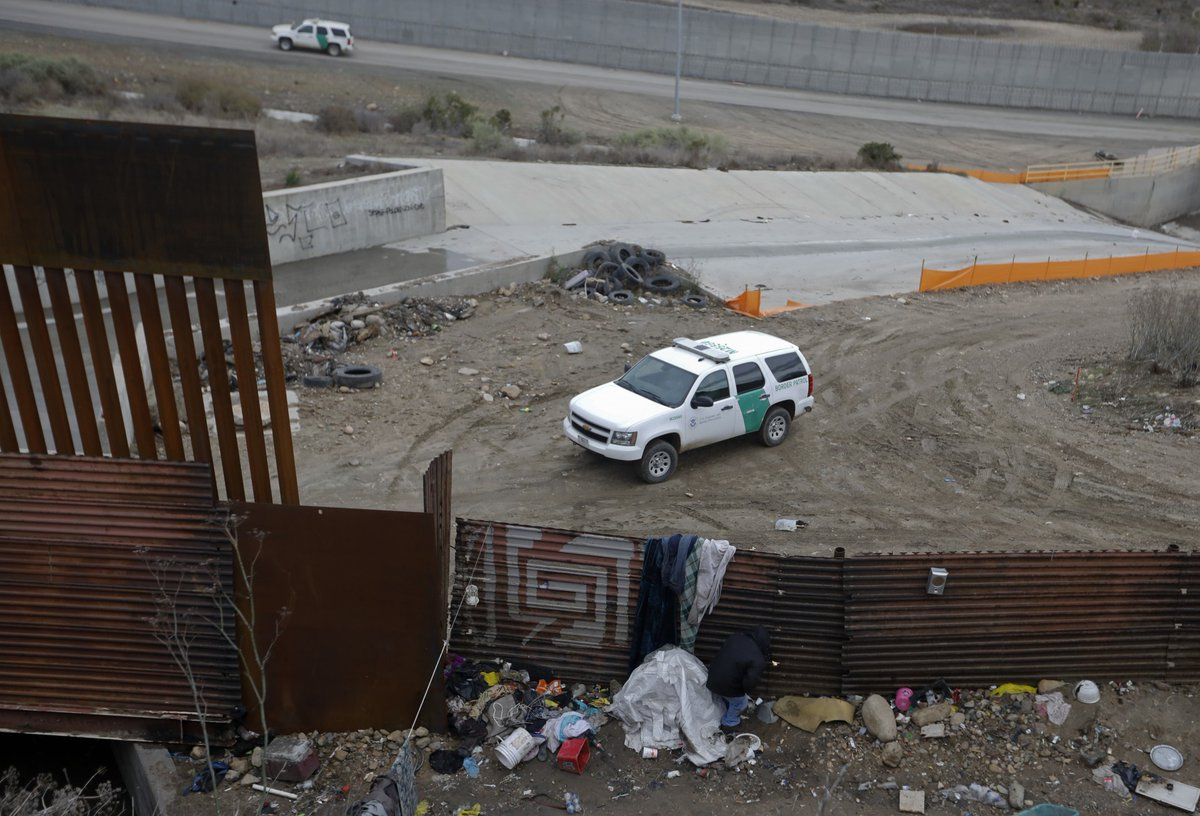 Una niña de 7 años muere bajo custodia de la Patrulla Fronteriza de EE.UU.