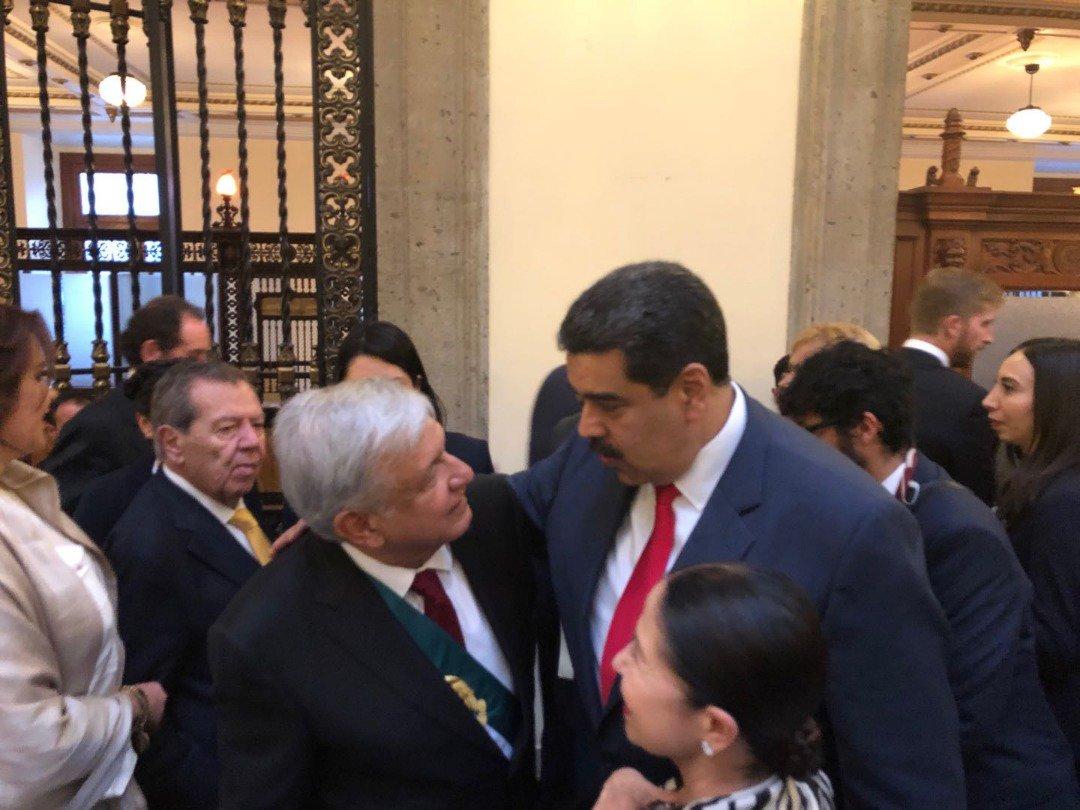 Maduro anuncia el cierre total de la frontera con Brasil