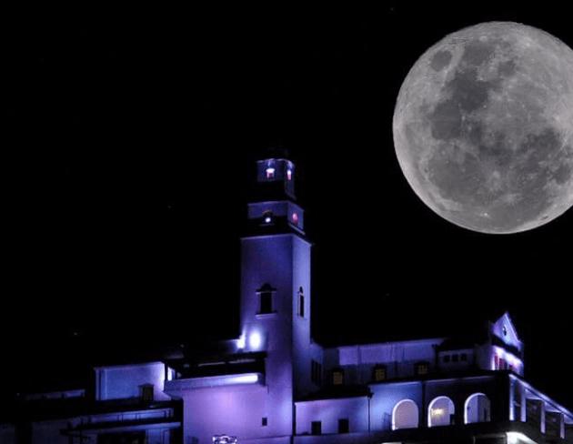 La Superluna de este martes es la más brillante en siete años