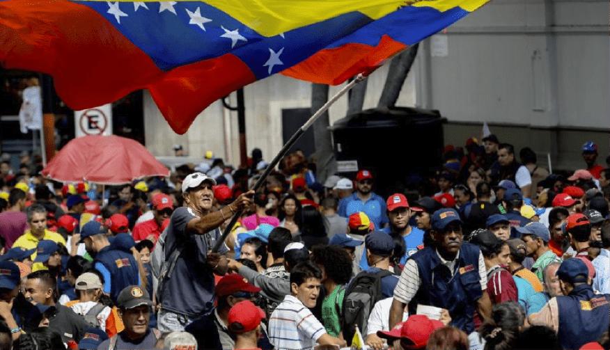 Miles de personas asisten al Venezuela Aid Live, sigue el concierto en vivo aquí ▶️👇