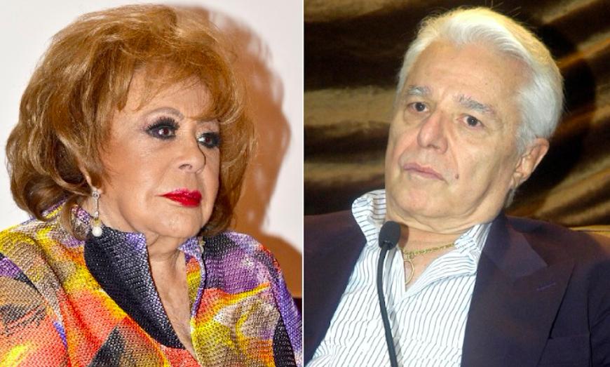 Enrique Guzmán cuenta cuándo darán de alta a Silvia Pinal