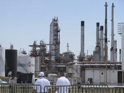 Se dispara el precio del petróleo tras los ataques en Arabia Saudita