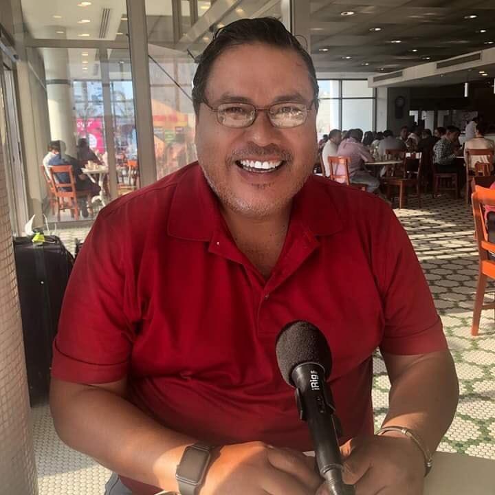 Rescatan con vida al periodista Marcos Miranda