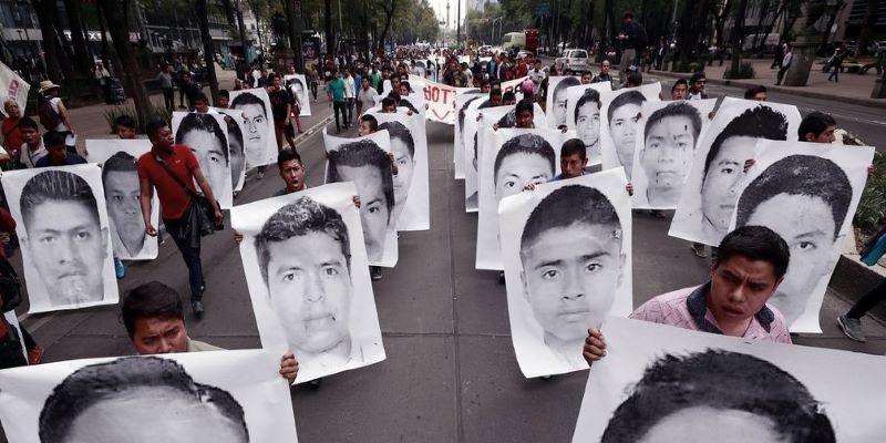 Ayotzinapa, 6 años después