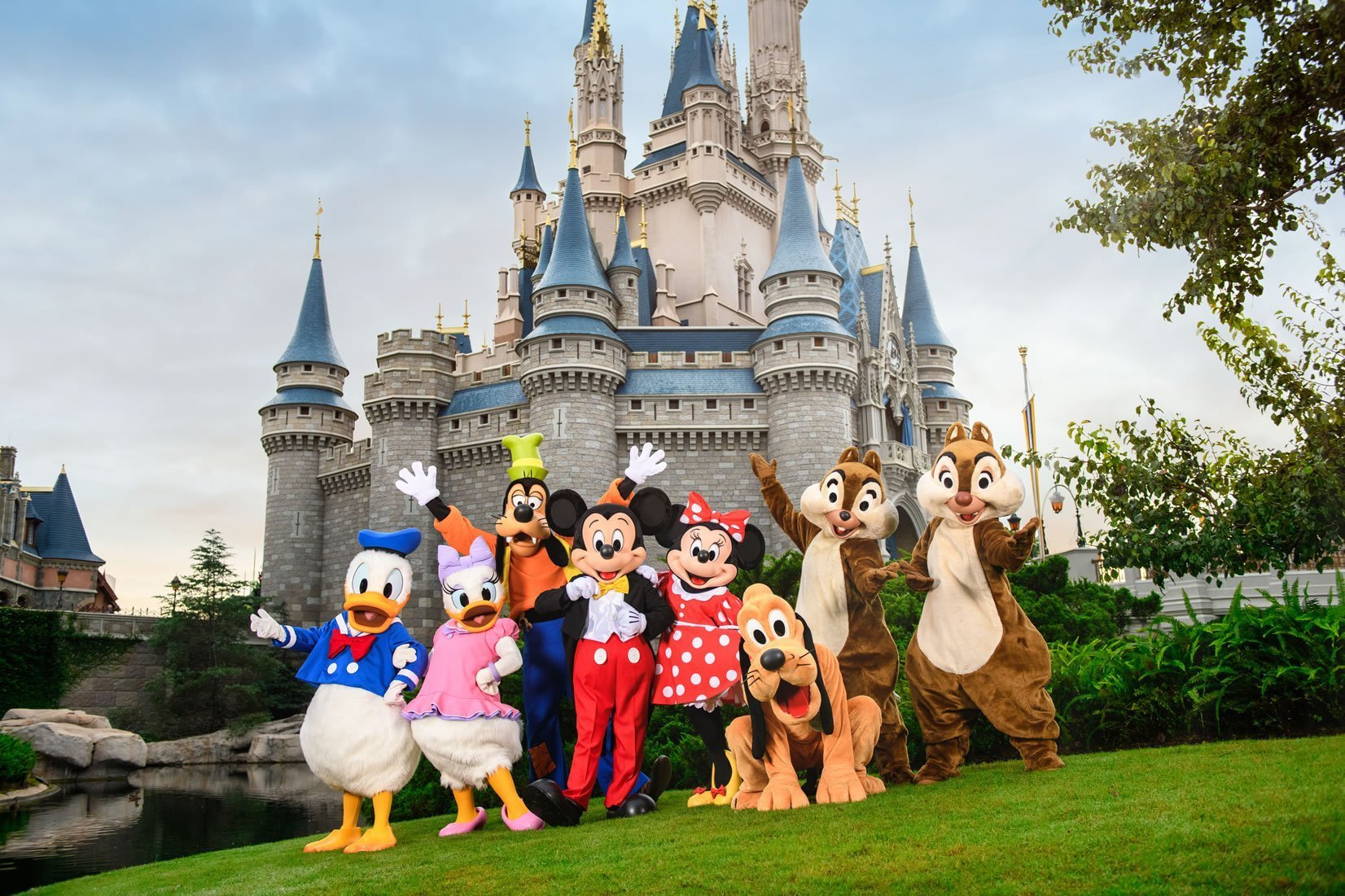 ¿Abrirá un parque de Disneyland en Querétaro?