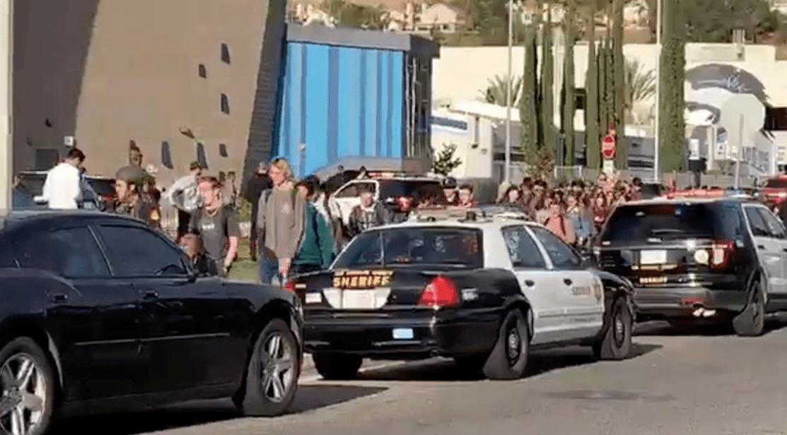 Tiroteo en Santa Clarita, California, deja al menos dos personas muertas