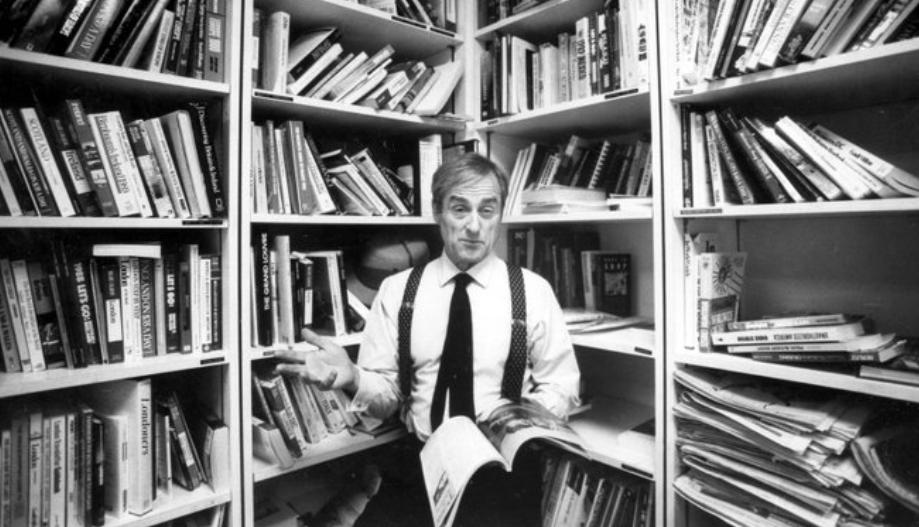 Fallece a los 92 años Harold Evans, maestro y referente del periodismo mundial