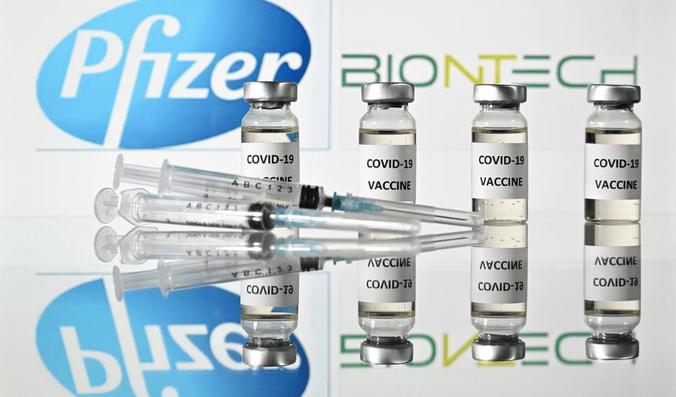 Reino Unido es el primer país en el mundo en aprobar la vacuna Pfizer y BioNTech contra el COVID-19