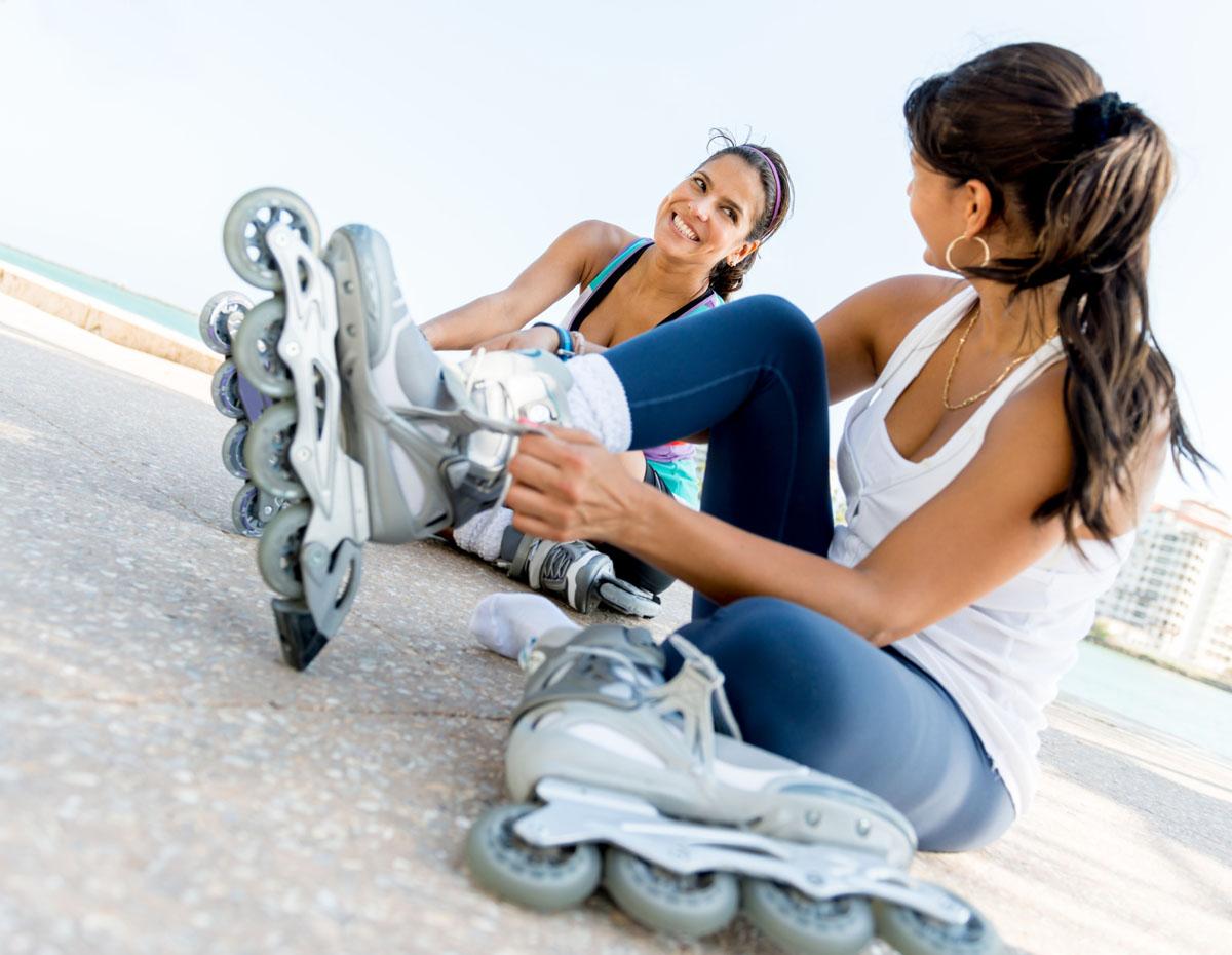 3 ejercicios de la infancia que aportan salud y bienestar en la vida adulta de la mujer